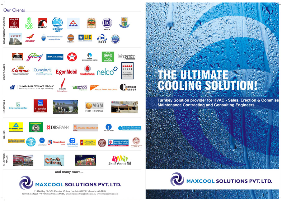 Maxcool Solutions Pvt. Ltd.